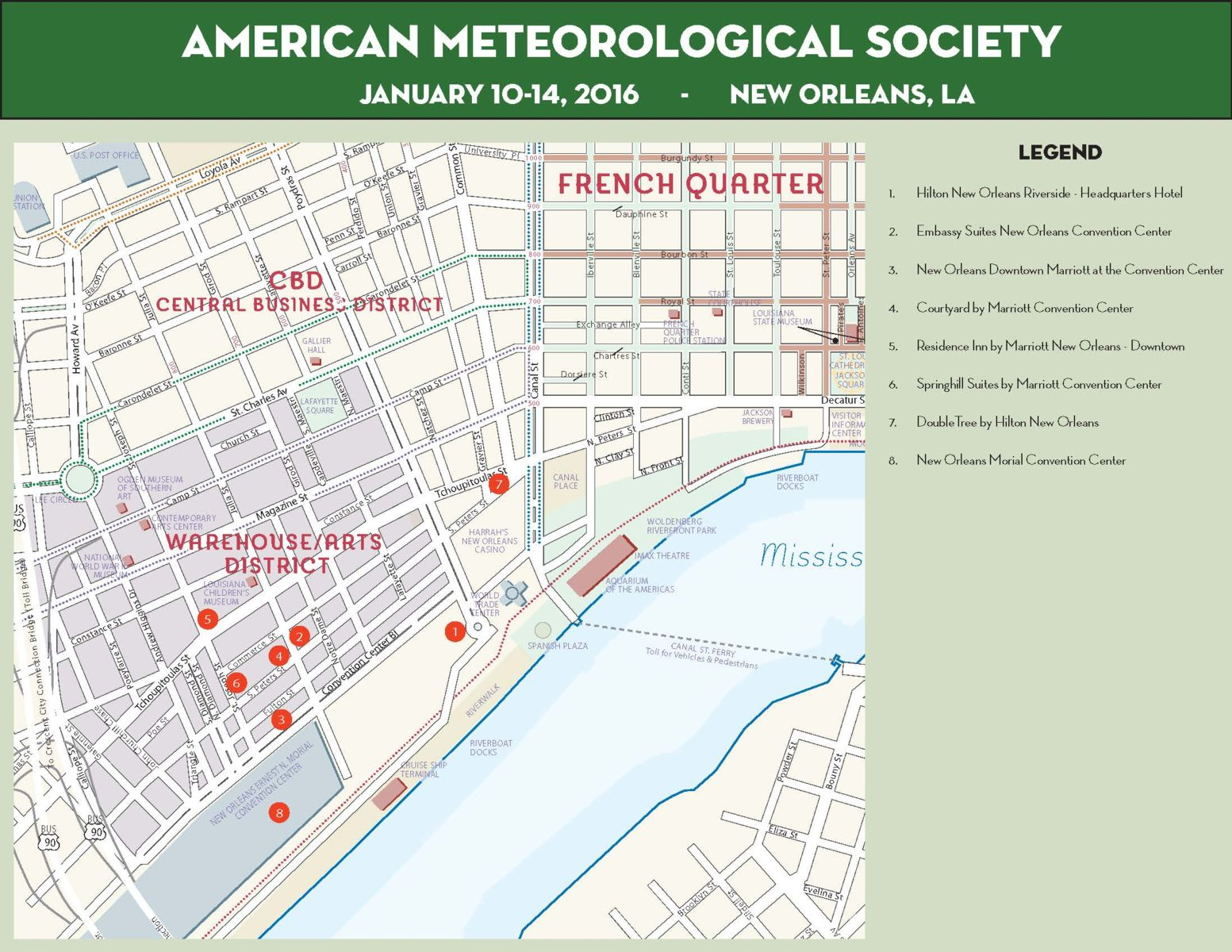 french quarter map with attractions   29 9579091166877 besides City Map Printable Map Of Map Of Us Cities New Orleans New Orleans together with  together with New Orleans Cruise Parking Options  Prices  and Map   Cruzely as well  moreover Hotel Map New City Maps French Quarter Downtown Orleans also HITES 2012 also Hotel Reservations   AES Annual Meeting additionally Map   Location   The Prytania Park Hotel further Hilton New Orleans Riverside – Downtown Hotel additionally plimentary Shuttle Information   Mardi Gras World moreover  in addition French Quarter Hotels Map   French Quarter Hotels furthermore Hotels in New Orleans   Omni Royal Orleans moreover Hotel Map   2016 AMS Annual Meeting likewise 50 Map Of New orleans Hotels Xm6c – espiritual info. on hotel map new orleans