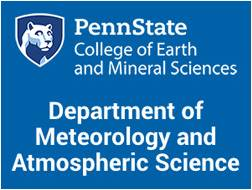 Penn State Department of Meteorology and Atmospheric Science