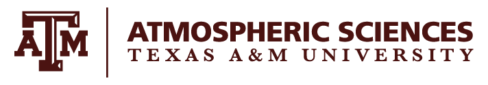 Texas A&M Atmospheric Sciences