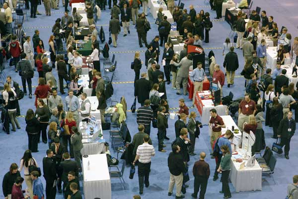 AMS Career Fair - 2019 AMS Annual Meeting