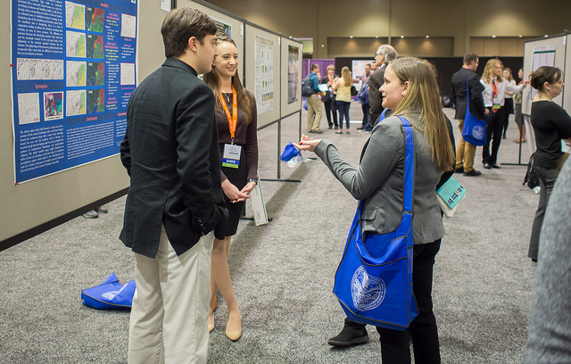 Student Conference Poster Session - 2019 AMS Annual Meeting