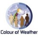 Colour of Weather Reception